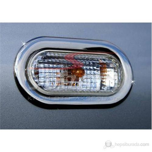 S-Dizayn Ford C-Max Sinyal Çerçevesi 2 Prç. P.Çelik (2004-2008)