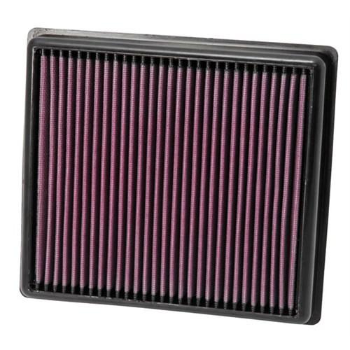 K&N 332990 Bmw 116İ Kutu İçi Hava Filtresi