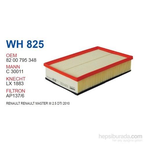 Wunder RENAULT MASTER III 2.5 DTI 2010> Hava Filtresi OEM NO: 8200795348