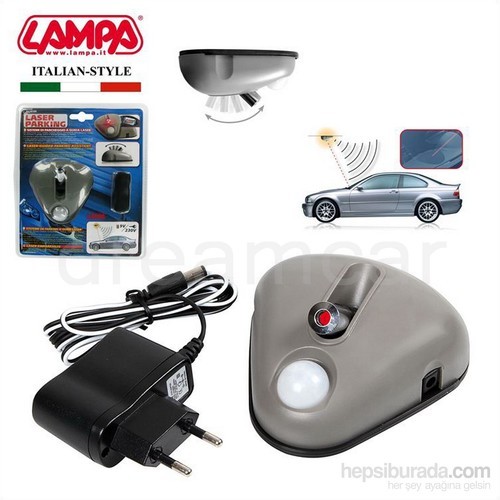 Lampa Laser Aynı Noktaya Park Asistanı 62105