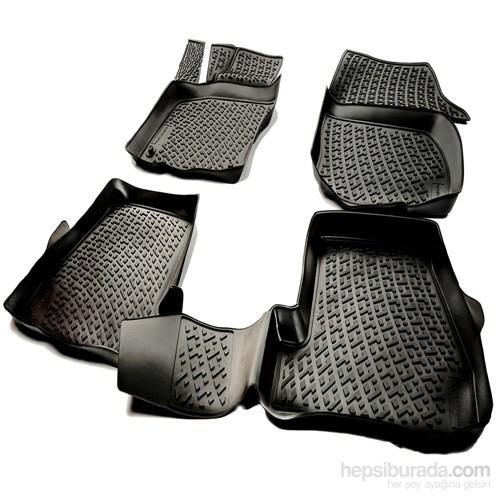 L.Locker Peugeot Bipper 3D Havuzlu Paspas
