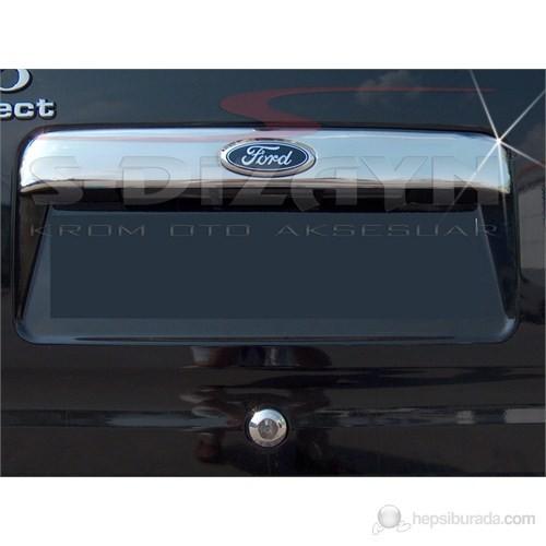 S-Dizayn Ford Connect Bagaj Çıtası P.Çelik (Arma Yerli) (2002-2009)