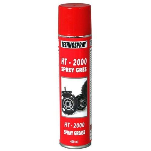 Technospray HT-2000 Sprey Gres 400 ml