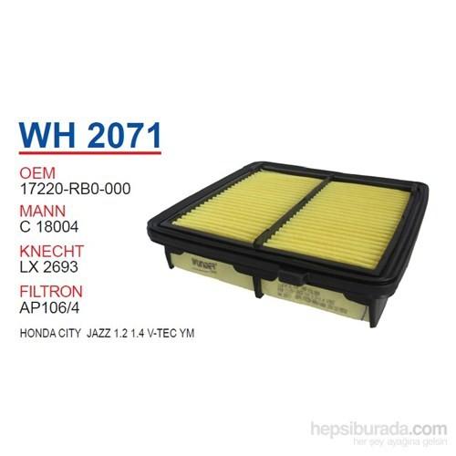 Wunder HONDA CİTY JAZZ 1.2 1.4 V-TEC YM Hava Filtresi OEM NO:17220-RB0-000