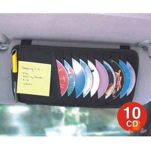 Dreamcar 12'li Cd'lik-Kalemlik-Organizer Siyah 33080