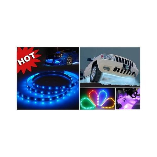 Dreamcar Elastik Led Neon Lamba 100 Cm. Mavi 2'li 3539802