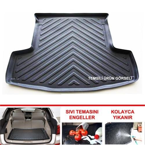 Renault Fluence Sedan 2009 Sonrası 3D Bagaj Havuzu