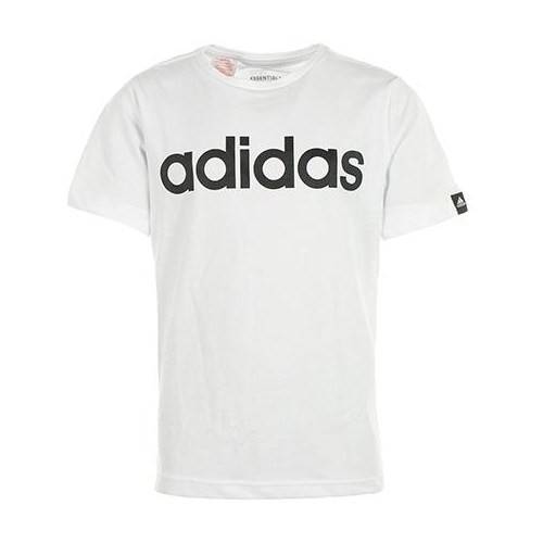 Adidas S23205 Yb Ess Lin Tee Çocuk Pamuklu T-Shirt