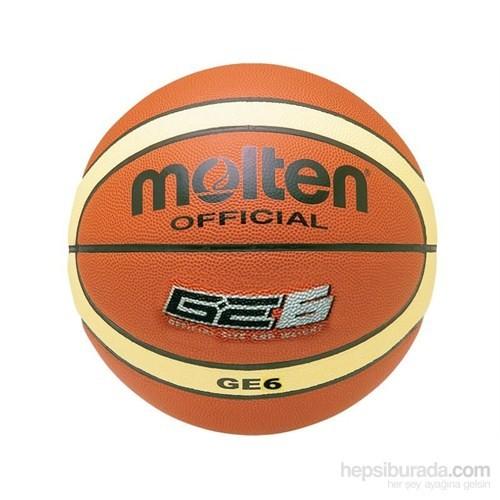 Molten BGE6 Sentetik Deri Antreman Indoor Basketbol Topu
