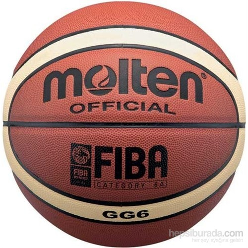 Molten BGG6 Fiba Onaylı Indoor Basketbol Topu