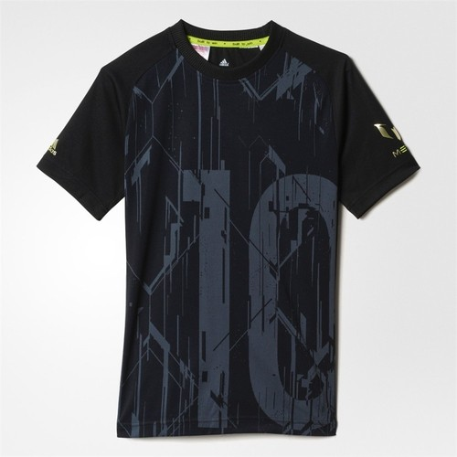 Adidas Aj6173 Yb M Icon Tee Çocuk Messi Tişört