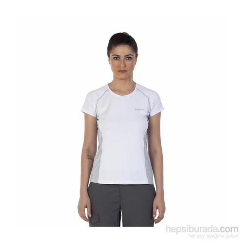 Columbia Al6580 Freeze Degree Iıı Short Sleeve Kadın T-Shirt