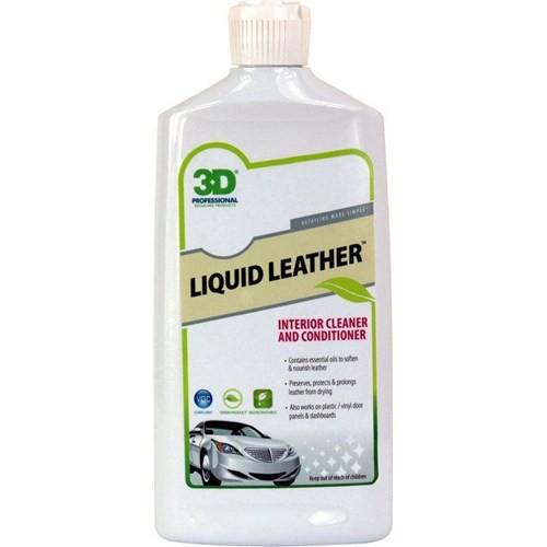 3D Liquid Leather Deri Temizlik Bakım Ve Koruma 500Ml