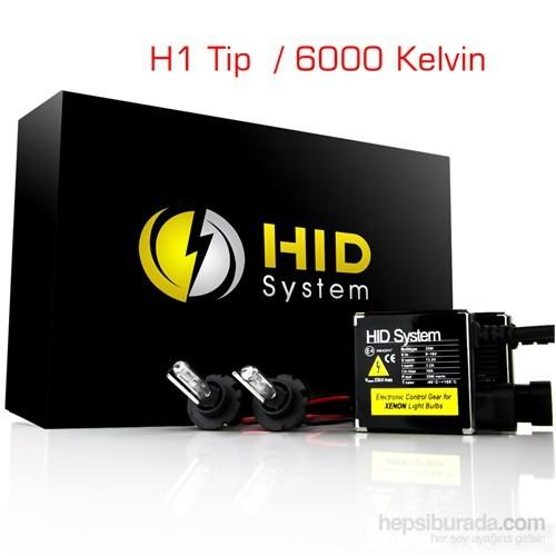 ModaCar Oscar H1 6000 K Xenon H.I.D Xenon Kit 01g017