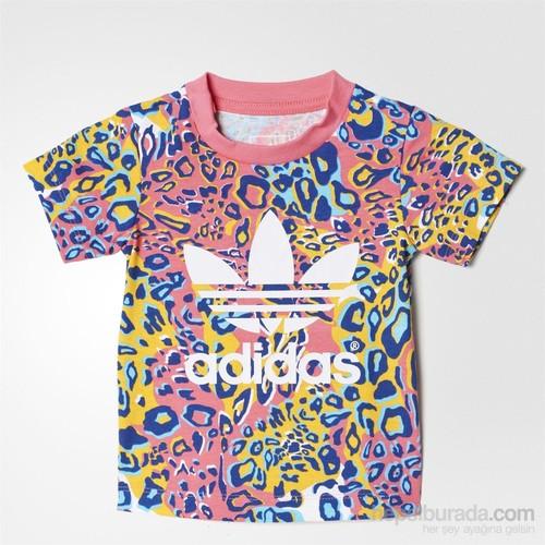Adidas Ai9992 İ Soccer Aop Çocuk T-Shirt