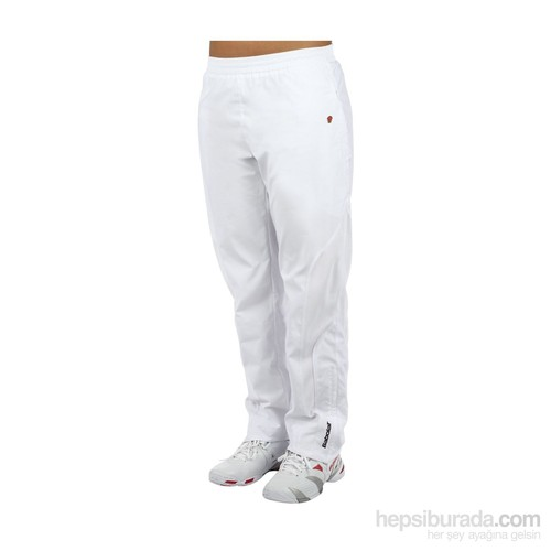 Babolat Pant Club Boy White Erkek Jr Kıyafeti
