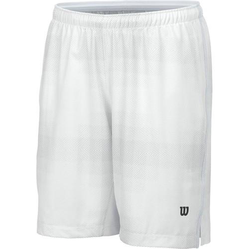 Wilson Blur Plaid 10 Inch Short White Erkek Tenis Kıyafeti