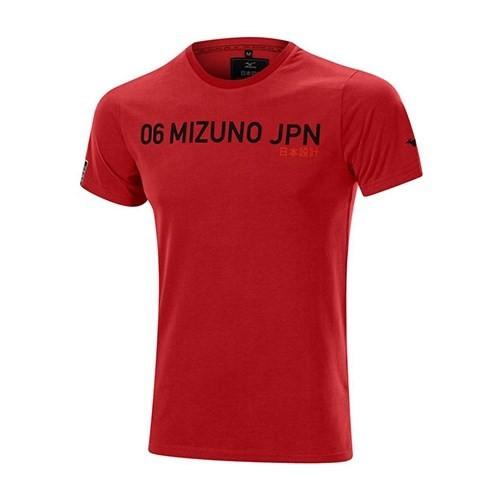 Mizuno K2ea5503-62 Mizuno Jpn Tee T-Shirt
