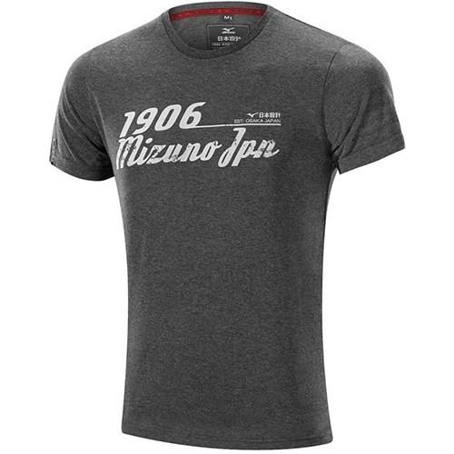 Mizuno K2ea5504-08 1906 Jpn Tee T-Shirt