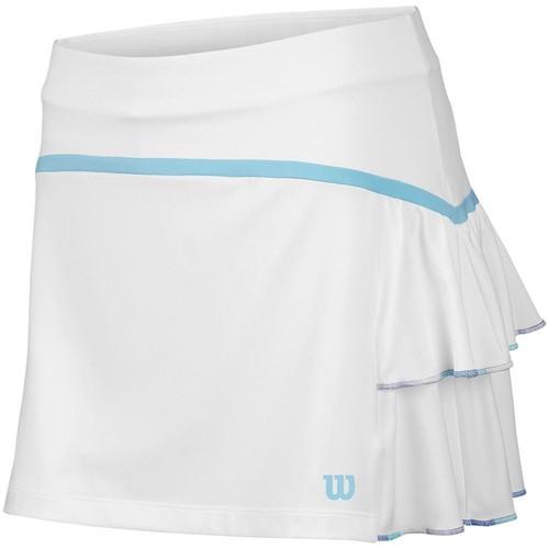 Wilson Late Summer Flirty Ruffle 12.5 Skirt Kadın Tenis Kıyafeti