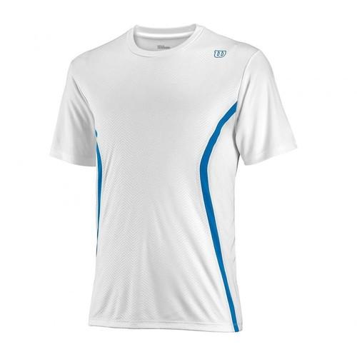 Wilson Claim Victory Crew White Erkek Tenis Kıyafeti