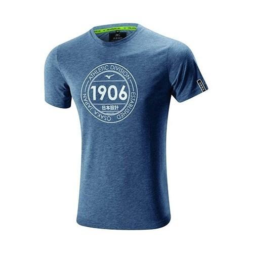 Mizuno K2ea5002-13 1906 Heritage Tee T-Shirt