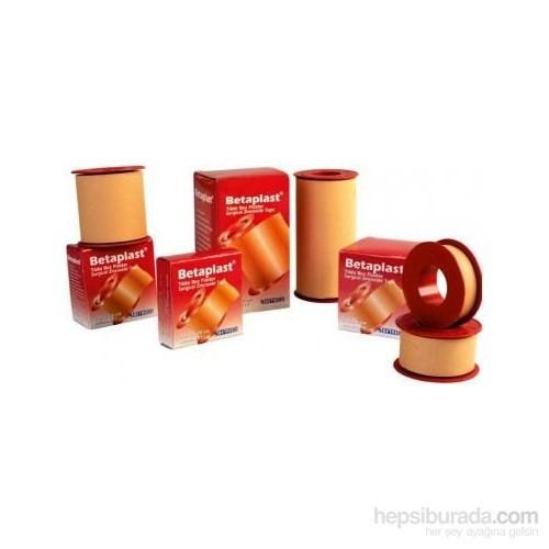 Betasan Betaplast Tıbbi Bez Flaster 5Mx1,25Cm