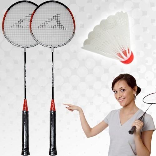 Bluezen Badminton Seti (2 Raket + 1 Top)