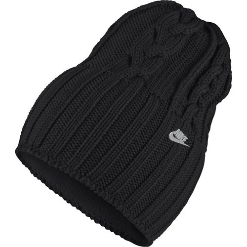 Nike Nsw Ws Cable Knit Beanie Kadın Bere 688790-010
