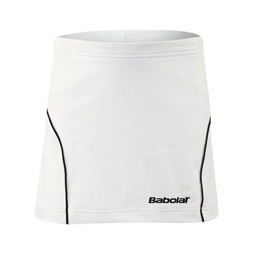 Babolat Scort Club Girl Fw12 White Kız Jr Kıyafeti