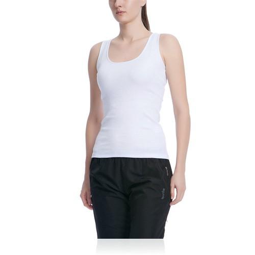 Sportive Kaslet Kolsuz T-Shirt