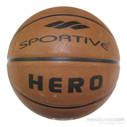 Sportive Ssb1500 Hero Kauçuk 5 No Basketbol Topu