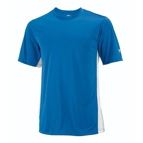 Wilson On Court Crew Blue Erkek Tenis Kıyafeti