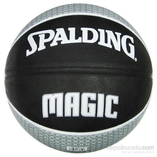Spalding Orlando Magic Kauçuk 7 No Basketbol Topu