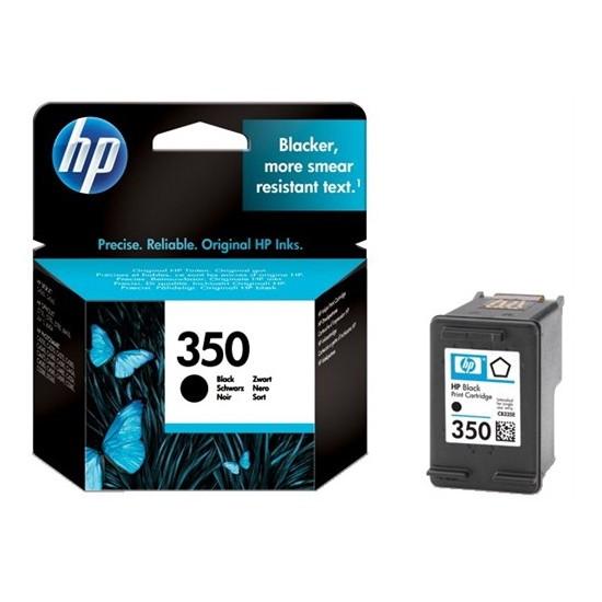 HP 350 Siyah Mürekkep Kartuş CB335E / CB335EE