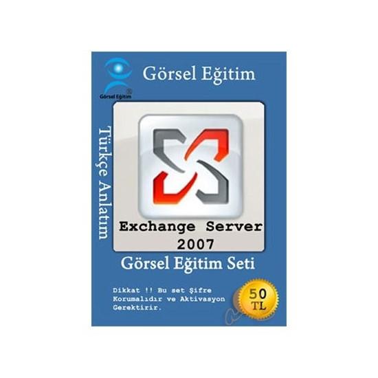 Görsel Eğitim Exchange Server 2007 Eğitim Seti