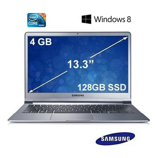 "Samsung ATIV Book NP900X3D-A01TR Intel i5 3317U 1.7GHz 4GB 128GB SSD 13.3"" Ultrabook Bilgisayar"