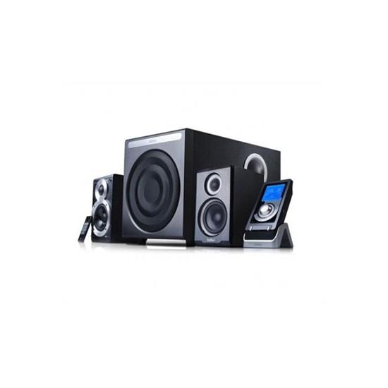 Edifier S530D 2+1 145W Rms Optik/Koaksiyonel Bağlantılı Speaker (Siyah)