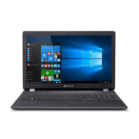 "Packard Bell TG81-BA-001TK Intel Celeron 3050 2GB 500GB Windows 10 Home 15.6"" Taşınabilir Bilgisayar"