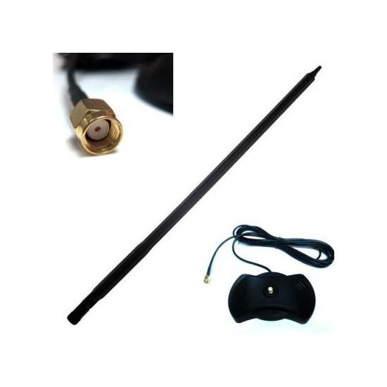 Ducki Mıknatıslı Wifi Anten 18dbi DS2-WFMA18