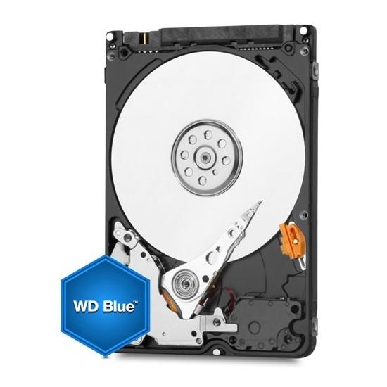 """WD Blue 1TB 5400RPM Sata 3.0 8Mb 2,5"""" Notebook Disk (WD10JPVX)"""