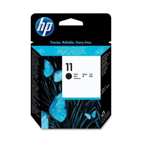 HP 11 Siyah Baskı Kafası C4810AE / C4810A