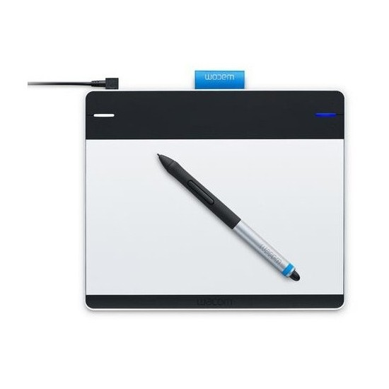 Wacom Intuos Small Pen Touch Grafik Tablet (CTH-480S-N)