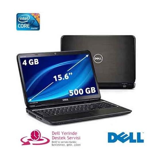 "Dell Inspiron 5110 Intel Core i7 2630QM 2GHZ 4GB 500GB 15.6"" Taşınabilir Bilgisayar B63F45"