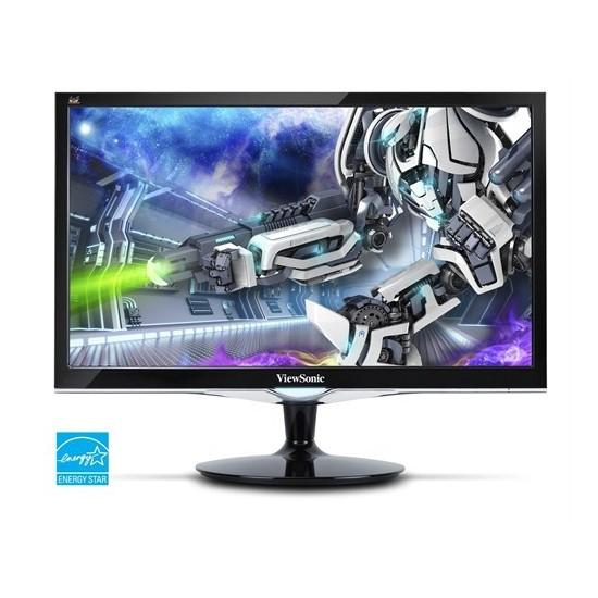 """ViewSonic VX2252MH 21.5"""" 2ms (Analog+DVI+HDMI+Hoparlör) Full HD Led Monitör"""