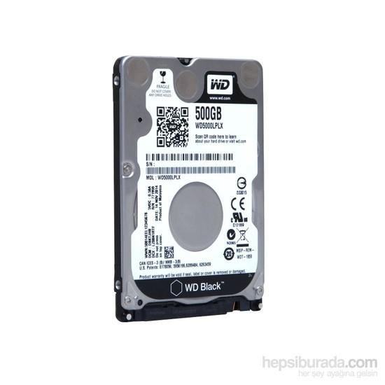 Wd Black 2.5' 7Mm Sata 32Mb 500Gb 7200Rpm Int.Hdd