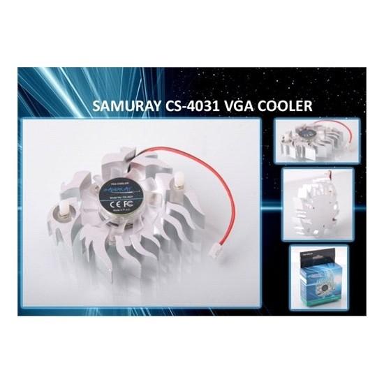 Evercool Cs-4031 Lüks Kutulu Ekran Kartı Fanı