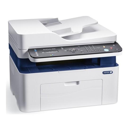 Xerox WorkCentre 3025NI Fotokopi + Faks + Tarayıcı + Wi-Fi Lazer Yazıcı