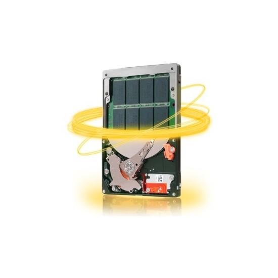 "Seagate Laptop SSHD 1TB 2.5"" 5400RPM + 8GB Hybrid SSD Sata 3.0 64Mb Notebook Disk (ST1000LM015)"