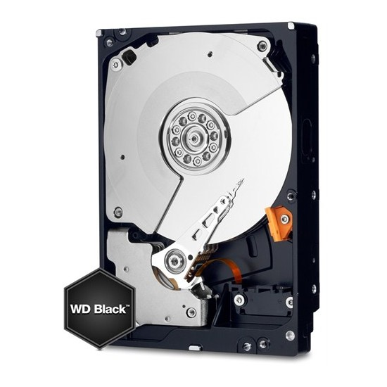 WD Black 500GB 7200RPM Sata 3.0 64Mb 3.5' Sabit Disk (WD5003AZEX)